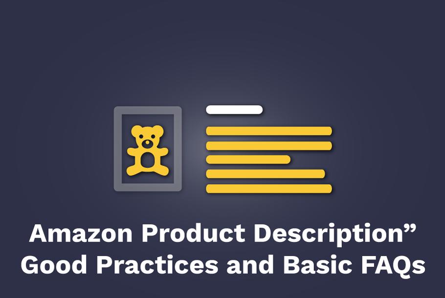 Amazon Product Description Writing Tips